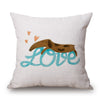 Dachshund Cushion Covers - CreatedOn Disney