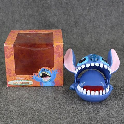 Bite The Hand Stitch Figure