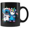 Stitch Disney & Unicorn Mug