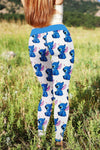 Stitch Legging 2 - CreatedOn Disney