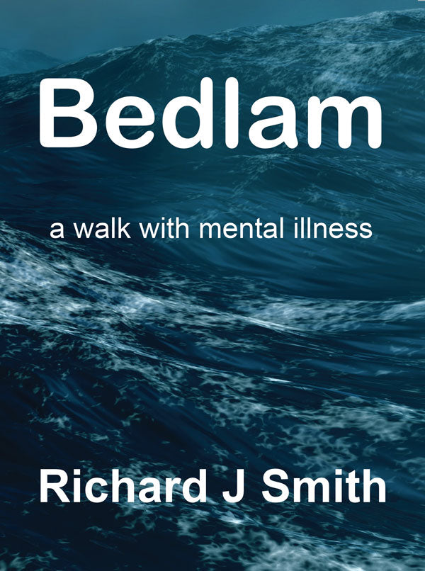 Digital Download - Bedlam by Richard J Smith