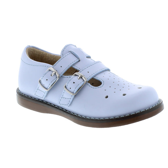 Danielle Light Blue Footmates