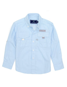 Aqua Performance Fishing Shirt