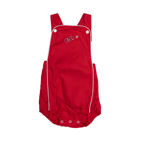 Matthew Firecracker Sunsuit