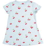 Cherry On Top A Line Dress