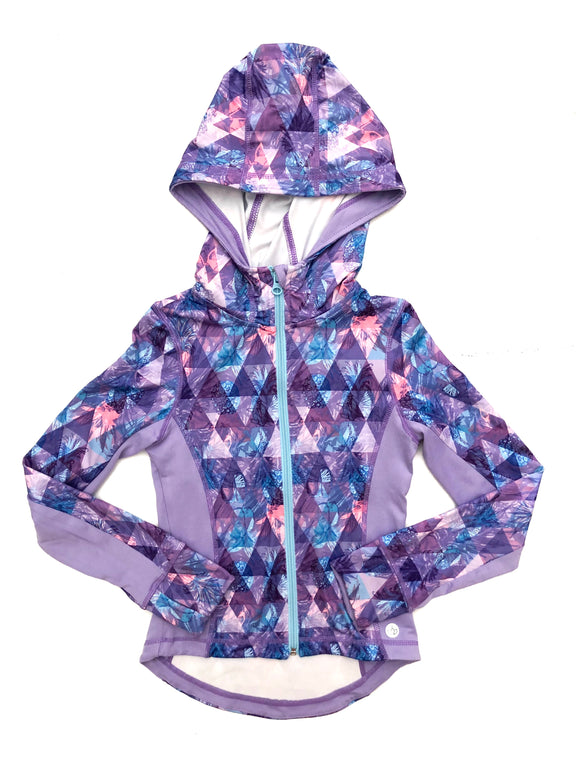 Hooded Yoga Jacket