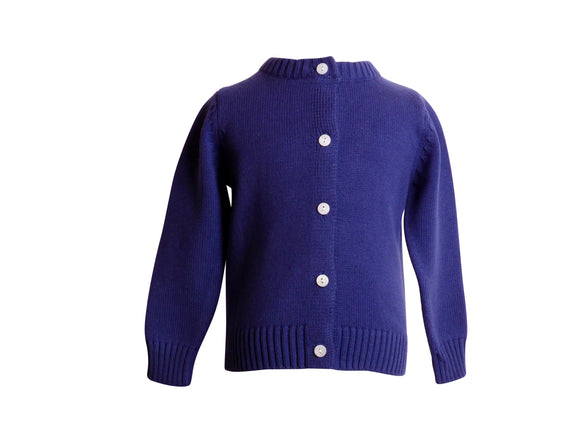 Carey Cardigan- Navy