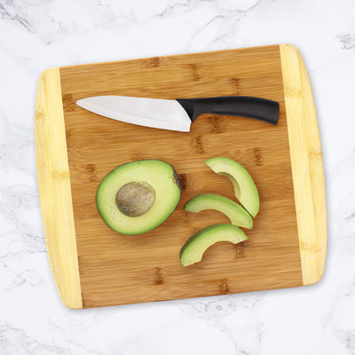 2-Tone Cutting Board - 13 inch  (#20-1291)