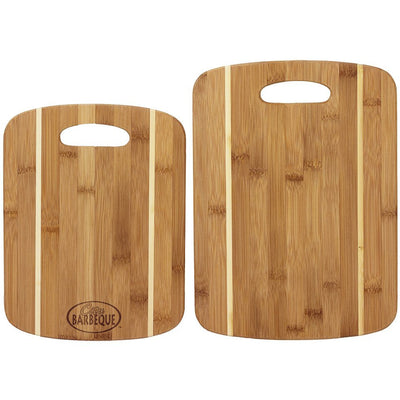 "2Pc ""Stripe"" Cutting Board Set"