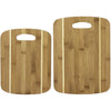 "2Pc ""Stripe"" Cutting Board Set  (#20-2036) - Sample"