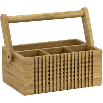 Lattice Flatware Caddy