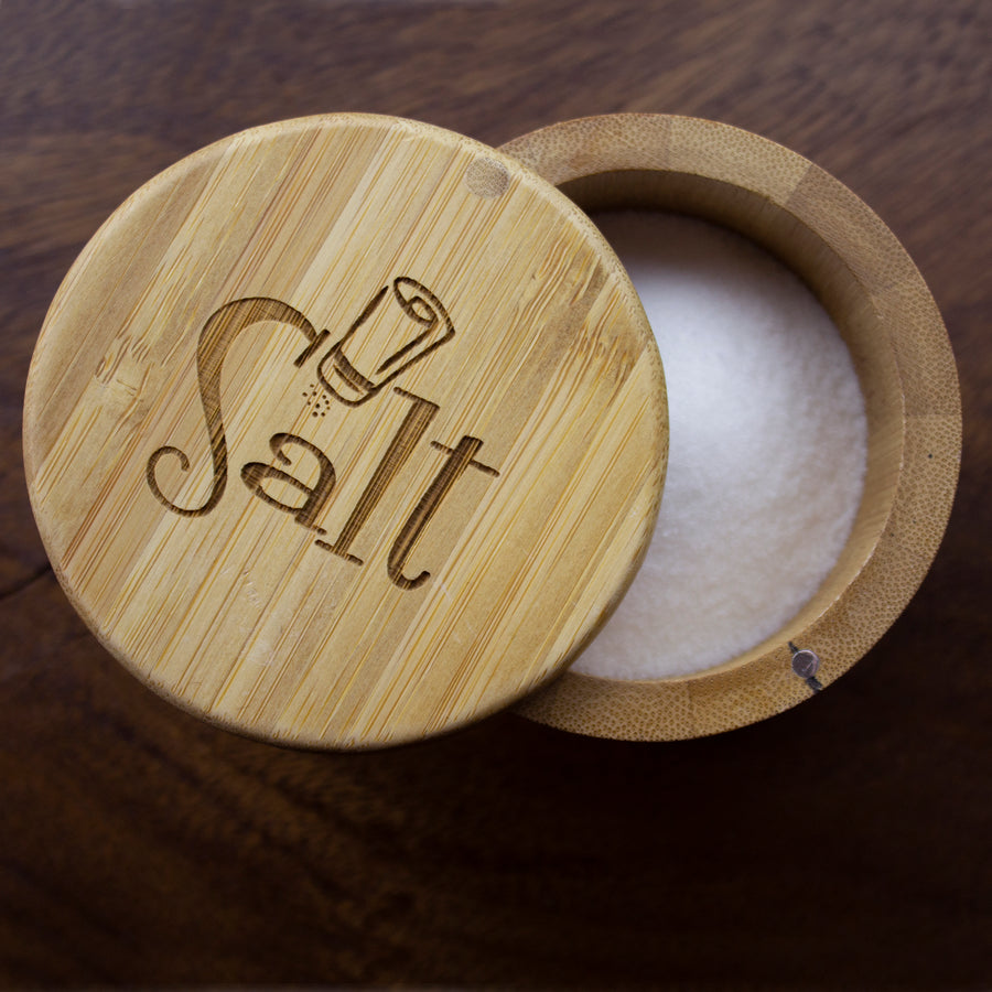 """Salt Shaker"" Salt Box (#20-2480) - Sample"