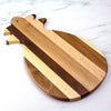 Pineapple Shiplap Serving & Cutting Board (#20-2601)