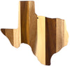 Texas State Shiplap Serving & Cutting Board (#20-2605)