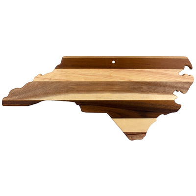 North Carolina State Shiplap Serving & Cutting Board (#20-2606)