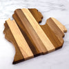 Michigan State Shiplap Serving & Cutting Board  (#20-2611)
