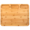 3-Well Kitchen Prep Board (#20-3011) - Sample