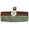 Slate and Acacia Serving Paddle - Rock & Branch (#20-6400)