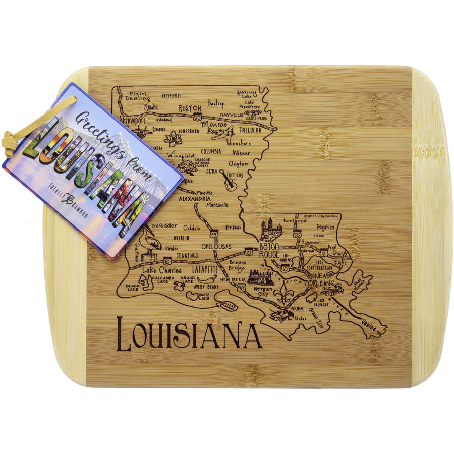 A Slice of Life Louisiana  (#20-6875) - Sample