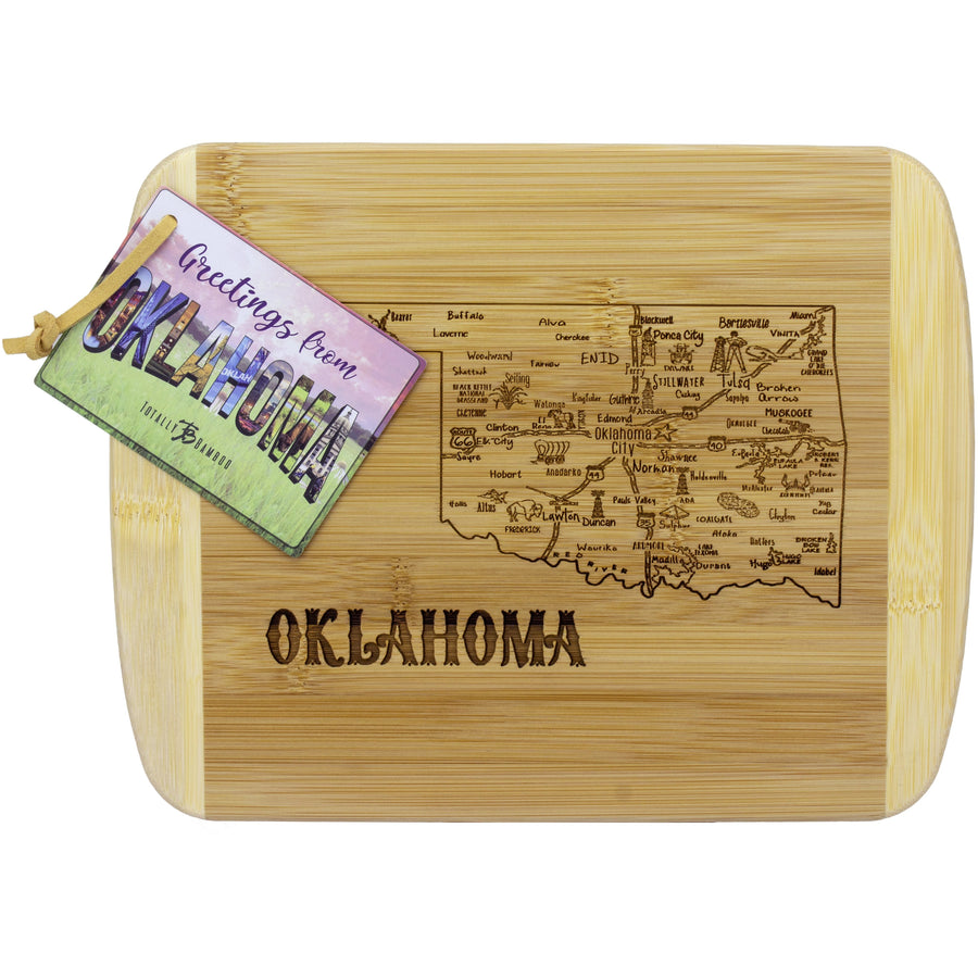 A Slice of Life Oklahoma  (#20-6881) - Sample