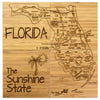 Florida Puzzle Coaster Set