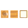 3-Pc Bamboo Desk Organization Set (#20-7528) - Sample