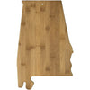 Alabama State Cutting Board  (#20-7960AL)
