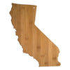 California State Cutting Board  (#20-7962CA)