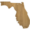 Florida State Cutting Board  (#20-7964FL)