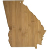 Georgia State Cutting Board  (#20-7965GA)