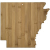 Arkansas State Cutting Board  (#20-7992AR)