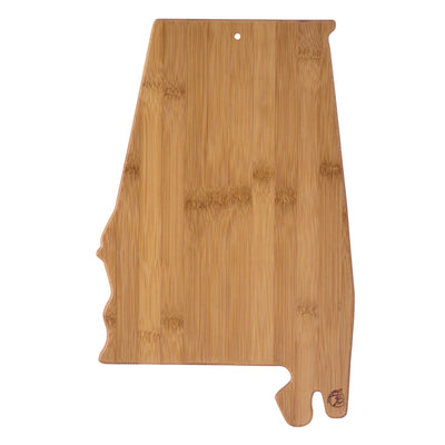 Destination Alabama Cutting & Serving Board  (#20-8089)