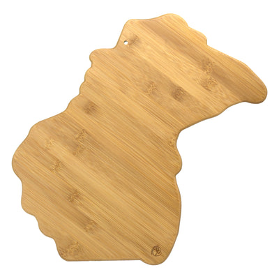 Destination Michigan Cutting & Serving Board  (#20-8094)