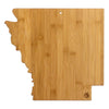 Destination Arkansas Cutting & Serving Board  (#20-8102)