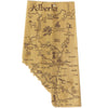 Destination Alberta Cutting & Serving Board