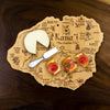 Destination Kauai Hawaii Cutting & Serving Board  (#20-8135)