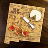 Destination New Mexico Cutting & Serving Board  (#20-8145)