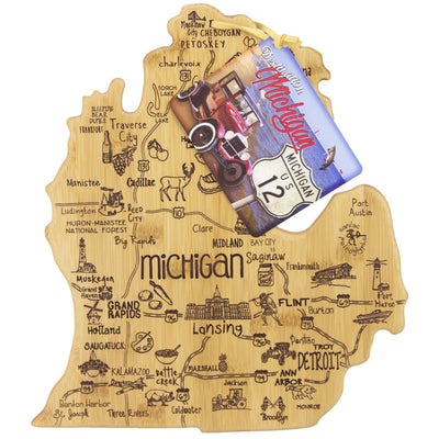 Destination Michigan (Mitten)