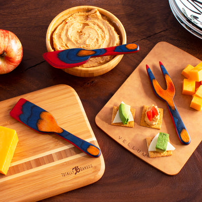 Marrakesh 3-Pc. Cheese Tool Set (#20-9509)