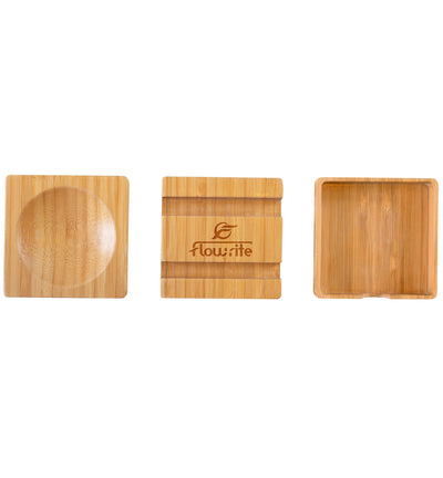 3-Pc Bamboo Desk Organization Set (#20-7528)