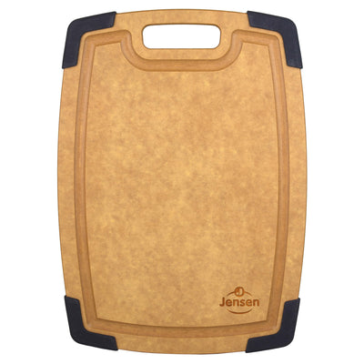 "Vellum 14"" Cutting Board w/ Juice Groove  (#25-8904)"