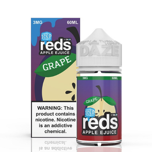 REDS | GRAPE ICED