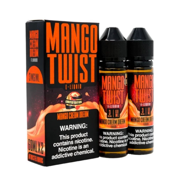 Mango Twist Mango Cream Dream