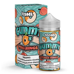 Gummy O's Peach Rings