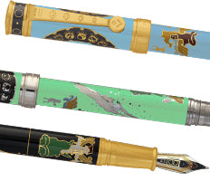 David Oscarson 2012 Fountain Pens