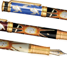 David Oscarson Alfred Bernhard Nobel Fountain Pens