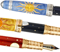 David Oscarson Celestial Fountain Pens