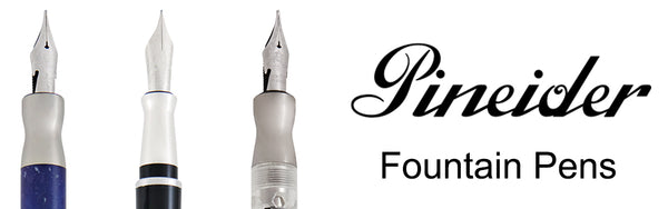 Pineider Fountain Pens