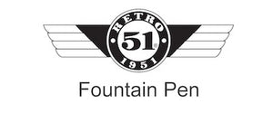 Retro 51 Fountain Pens