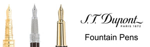 S.T. Dupont Fountain Pens